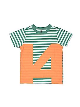 Tea Short Sleeve T-Shirt Size 4 - 5