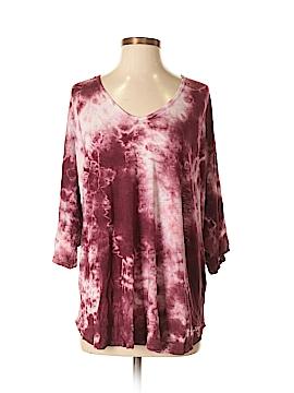 Mumu Mellow 3/4 Sleeve T-Shirt Size S