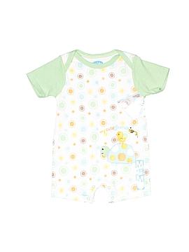 Bon Bebe Short Sleeve Outfit Size 3-6 mo