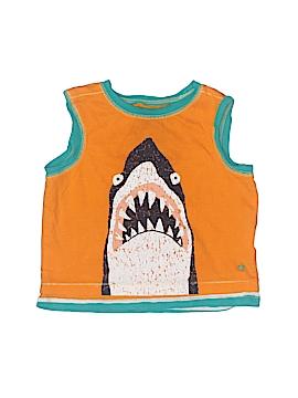 Hatley Sleeveless T-Shirt Size 2