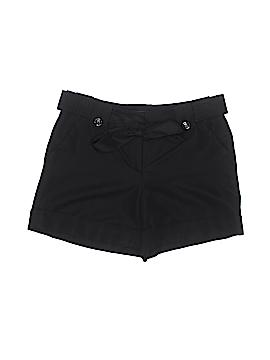 White House Black Market Khaki Shorts Size 4