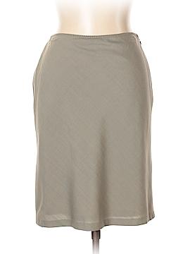 Tahari Wool Skirt Size 6