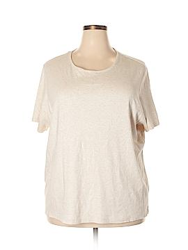 Kim Rogers Short Sleeve T-Shirt Size 3X (Plus)