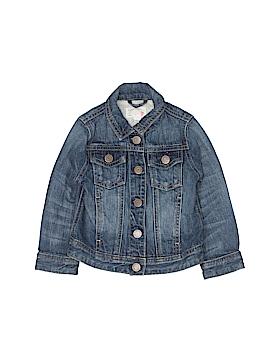 Crewcuts Denim Jacket Size 3