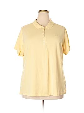Eddie Bauer Short Sleeve Polo Size 3X (Plus)