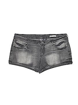 City Streets Denim Shorts Size 13