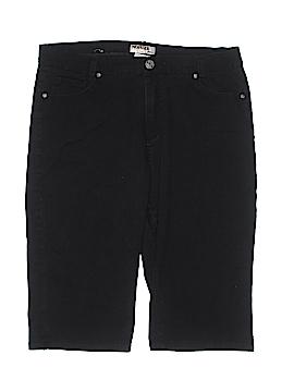 No Fuze Jeans Denim Shorts Size 16