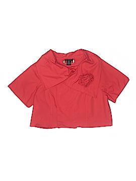 Dimri Short Sleeve Blouse Size M