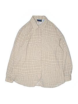 Lizsport Long Sleeve Blouse Size M