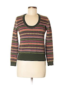 Eddie Bauer Wool Pullover Sweater Size M
