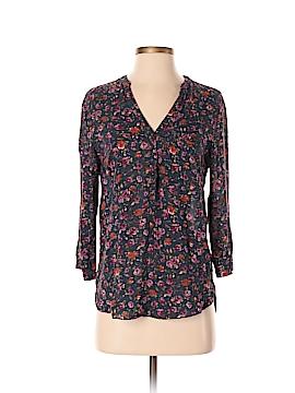 Zara Basic 3/4 Sleeve Top Size S