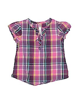 Cherokee Short Sleeve Blouse Size 5T