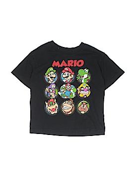 Super Mario Short Sleeve T-Shirt Size 6 - 7
