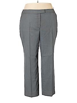 Jones New York Collection Dress Pants Size 18 (Plus)