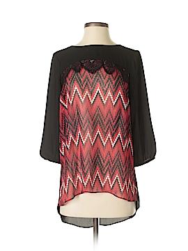 B-Design 3/4 Sleeve Blouse Size S