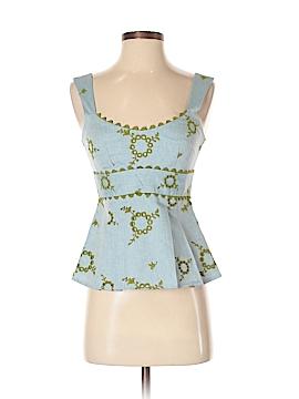 Nanette Lepore Sleeveless Blouse Size 2