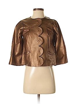Madison Marcus Leather Jacket Size S