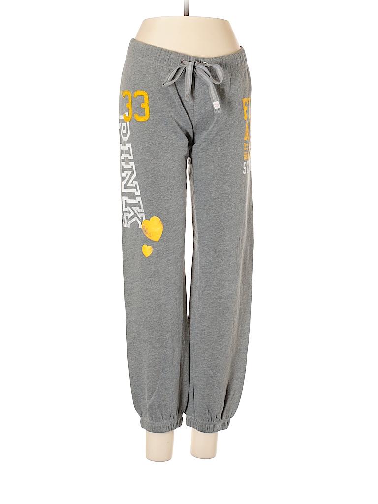 c9da8adba31d6 Check it out -- Victoria's Secret Pink Sweatpants for $14.99 on thredUP!