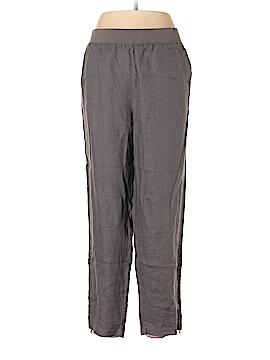 Ellen Tracy Linen Pants Size XL