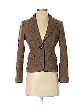 J. Crew Wool Coat Size 0 (Petite)