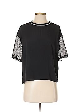 One Clothing Short Sleeve Blouse Size M