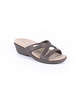 Crocs Sandals Size 5