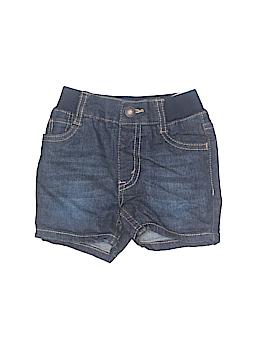 Levi's Denim Shorts Size 3-6 mo