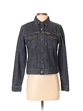 Faconnable Denim Jacket Size XS