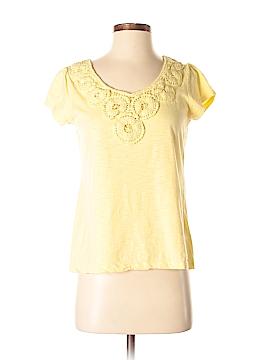 Carolyn Taylor Short Sleeve Top Size S
