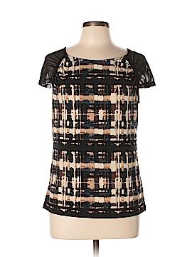 Anne Klein Short Sleeve Top Size 12