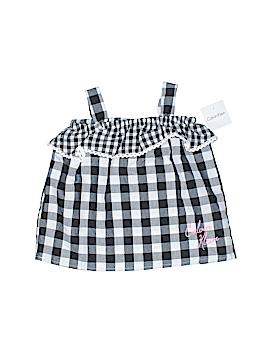 Calvin Klein Sleeveless Blouse Size 12 mo