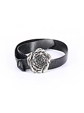 Sandy Duftler Designs Leather Belt Size M