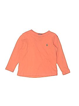 Polo by Ralph Lauren Long Sleeve T-Shirt Size 3T