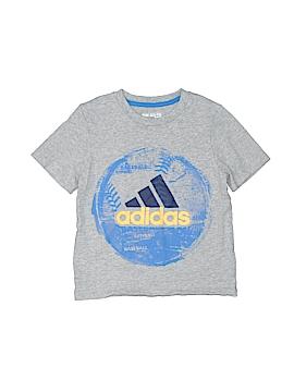 Adidas Short Sleeve T-Shirt Size 4