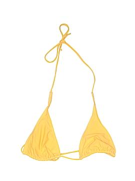 Breaking Waves Swimsuit Top Size M