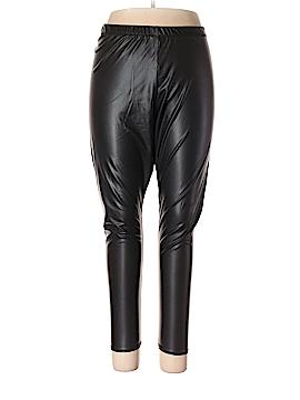 Torrid Faux Leather Pants Size 3X Plus (3) (Plus)