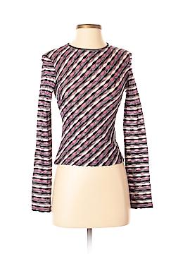 M Missoni Long Sleeve Top Size 38 (IT)