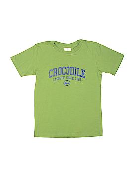 Lacoste Short Sleeve T-Shirt Size 10