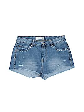 Trf Denim Rules Denim Shorts Size 4
