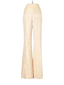 Alice + olivia Linen Pants Size 2