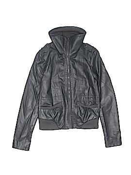 Xhilaration Faux Leather Jacket Size S