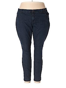 Jaclyn Smith Jeans Size 24 (Plus)