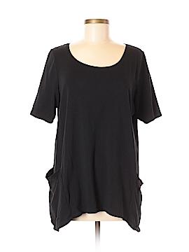 Purejill Short Sleeve Top Size M