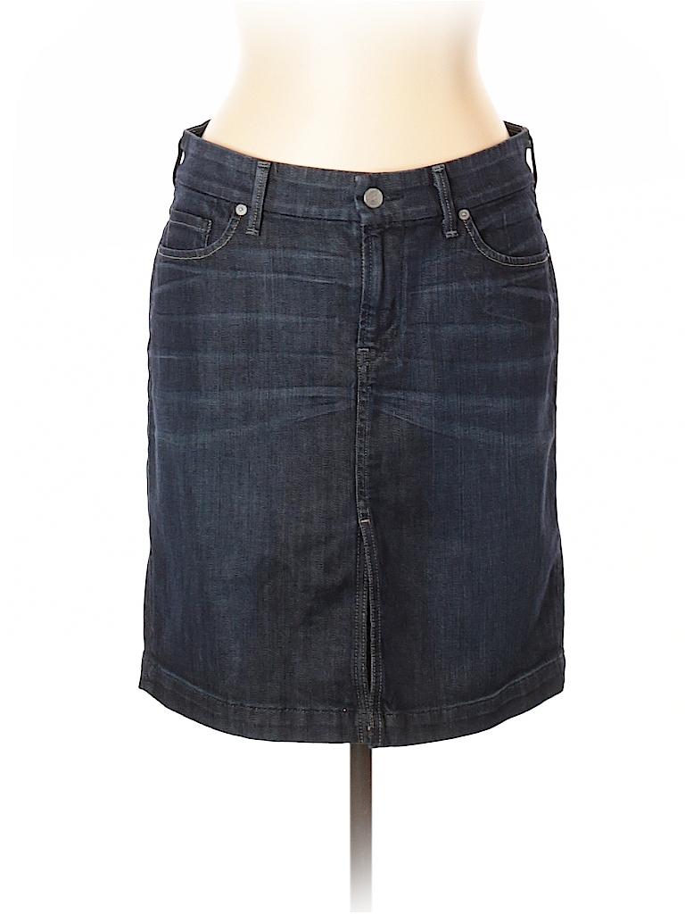 Citizens of Humanity Women Denim Skirt 30 Waist