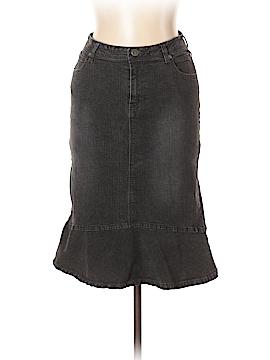 K.I.K.I.T Denim Skirt Size 8