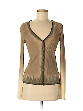 Luisa Cerano Silk Cardigan Size 10
