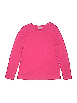 Danskin Now Long Sleeve T-Shirt Size L