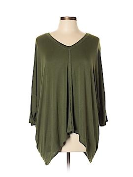 Kim & Cami 3/4 Sleeve Top Size XL