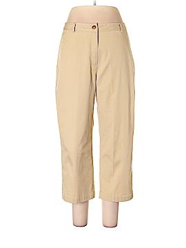 L.L.Bean Khakis Size 16