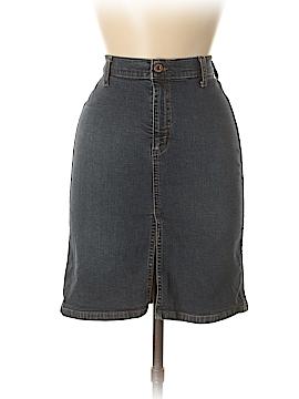 Mavi Denim Skirt Size L